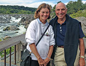 Photo of Tom and Eileen Lamberti. Link to their story.